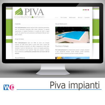 sito azienda aggiornabile multi lingua Mantova