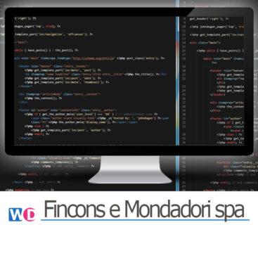 programmatore per portale web piattaforma migrazione